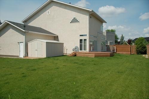 23 Ossington Court, Winnipeg, Manitoba  R3P 2B4 - Photo 20 - 1010015
