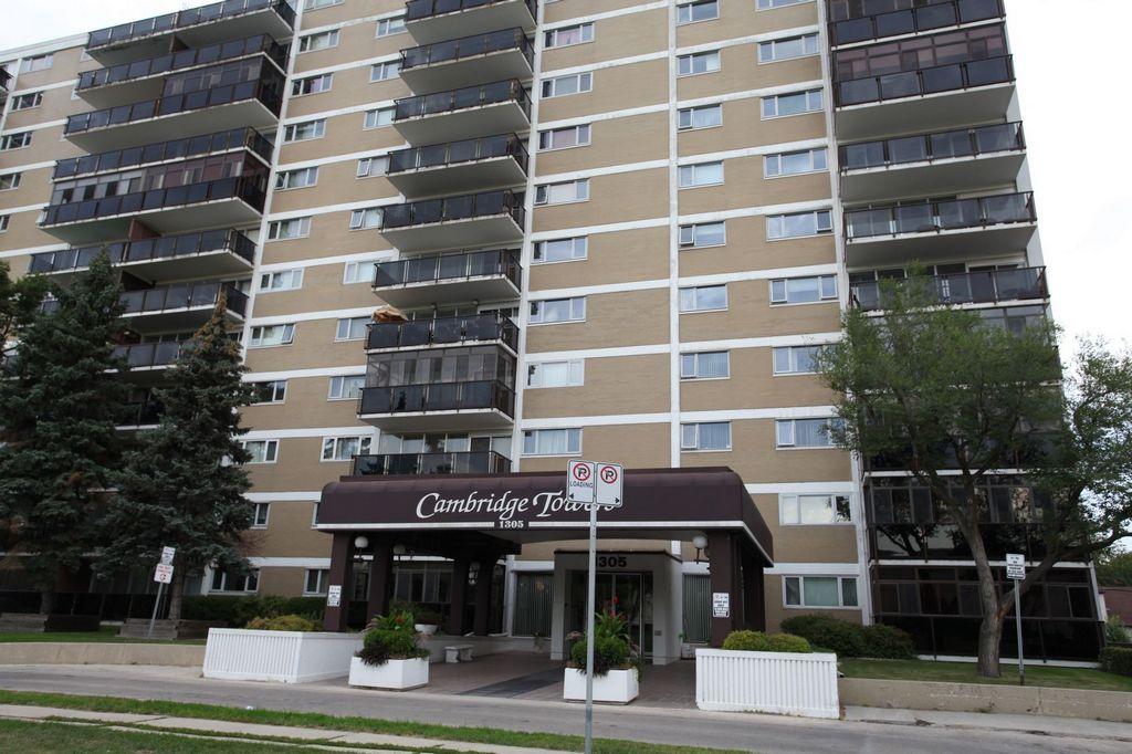 1206-1305 Grant Avenue, Winnipeg, Manitoba  R3M 1Z7 - Photo 1 - 1218100