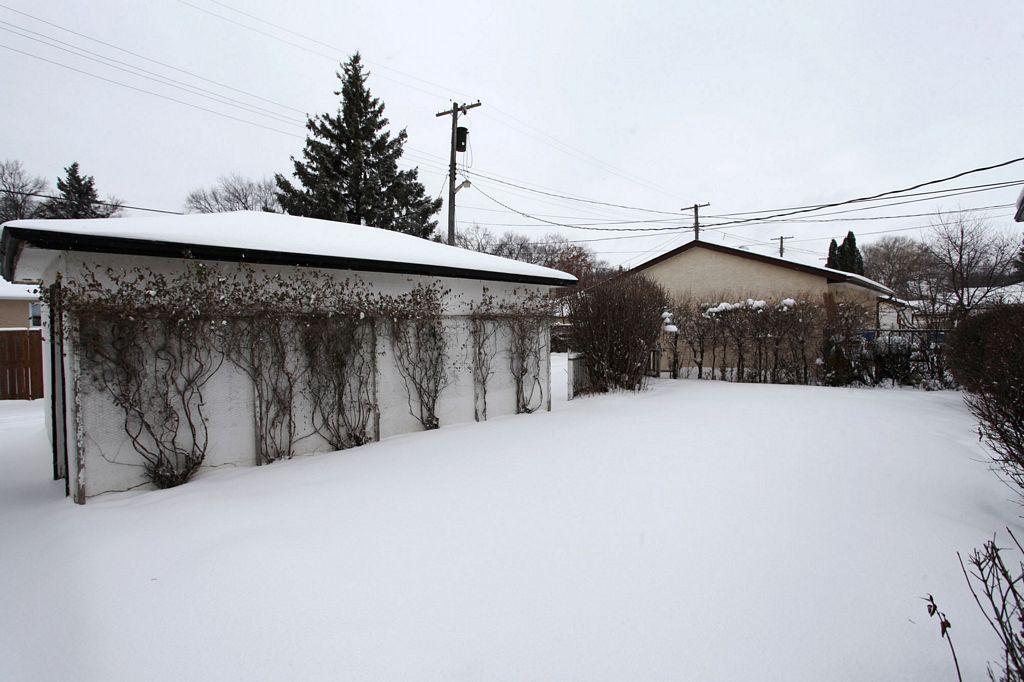 60 Rupertsland Boulevard, Winnipeg, Manitoba  R2V 0E6 - Photo 24 - 1326152