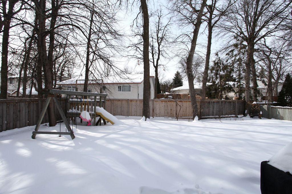 26 Musgrove Street, Winnipeg, Manitoba  R3R 2h1 - Photo 25 - 1403871