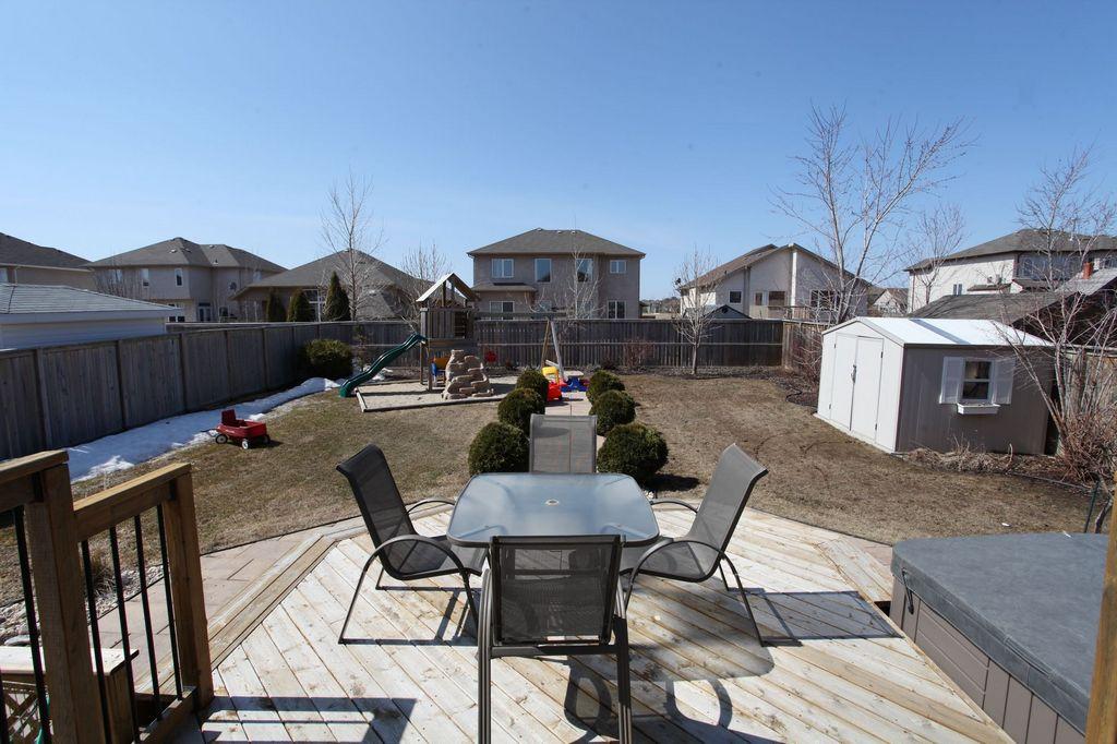 22 Fall Ridge Road, Winnipeg, Manitoba  R3Y 1X7 - Photo 24 - 1408874