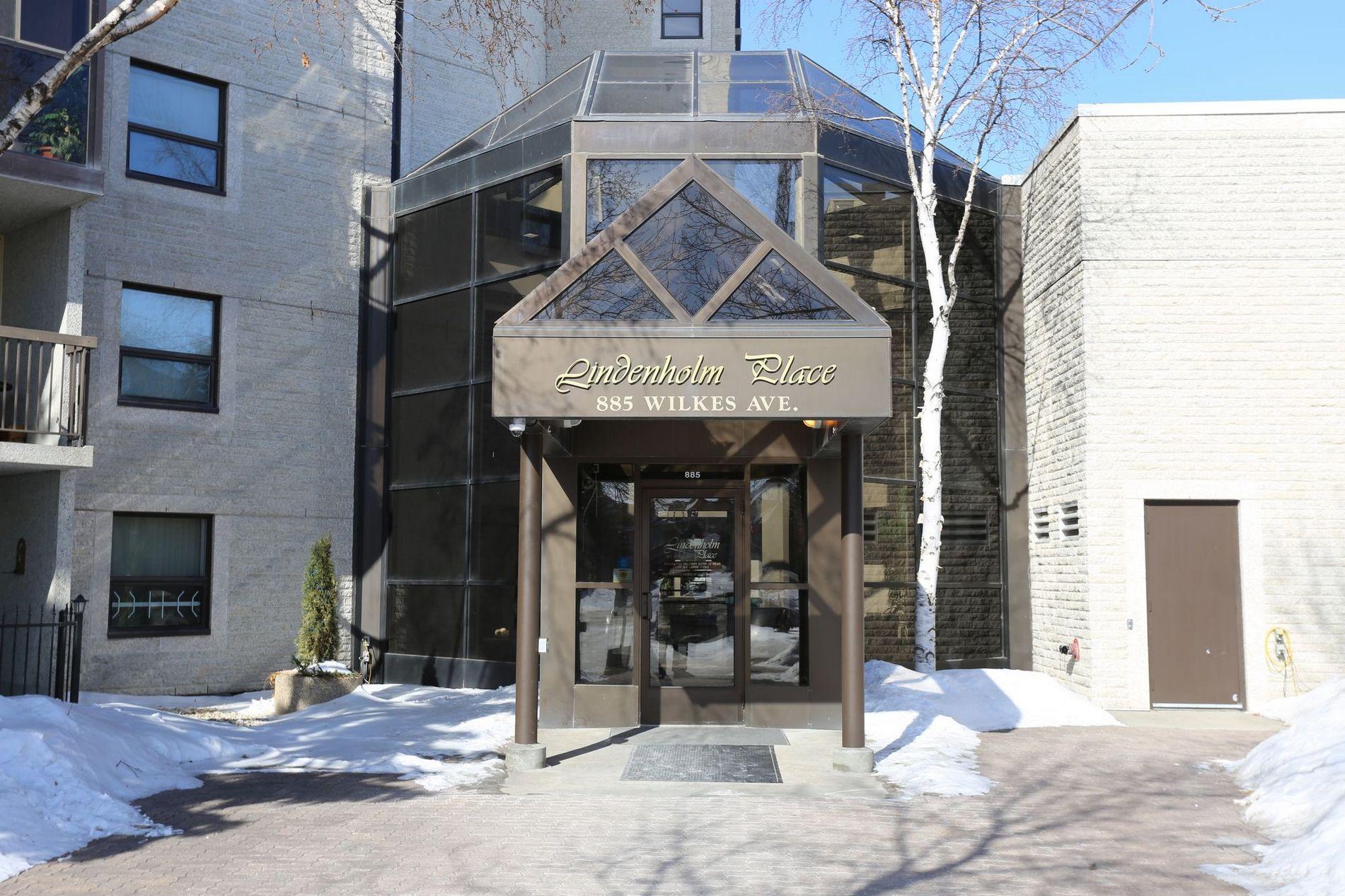 307-885 Wilkes Avenue, Winnipeg, Manitoba  R3P 1J3 - Photo 1 - 1504750