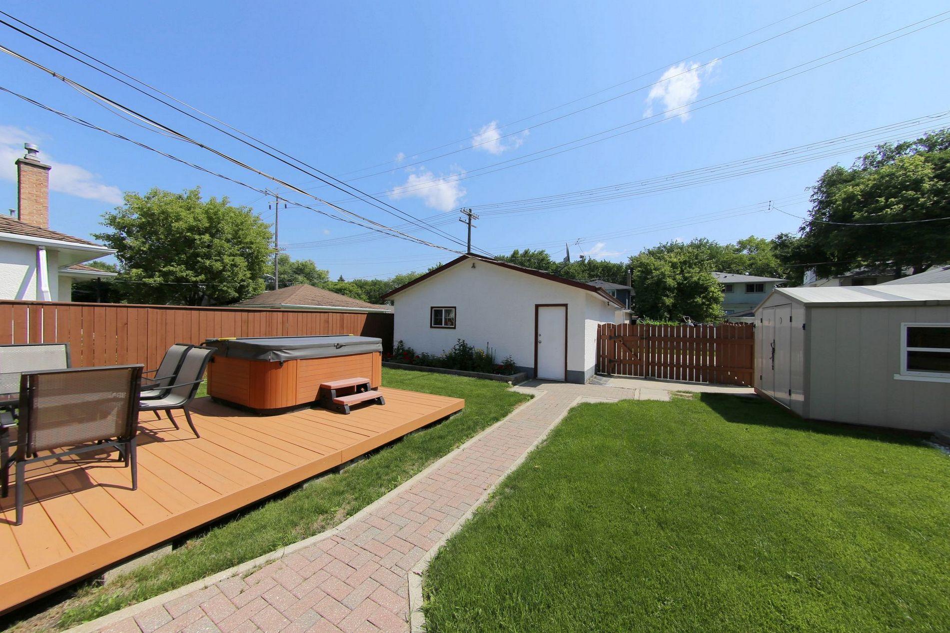 804 Borebank Street, Winnipeg, Manitoba  R3N 1G4 - Photo 23 - 1716415
