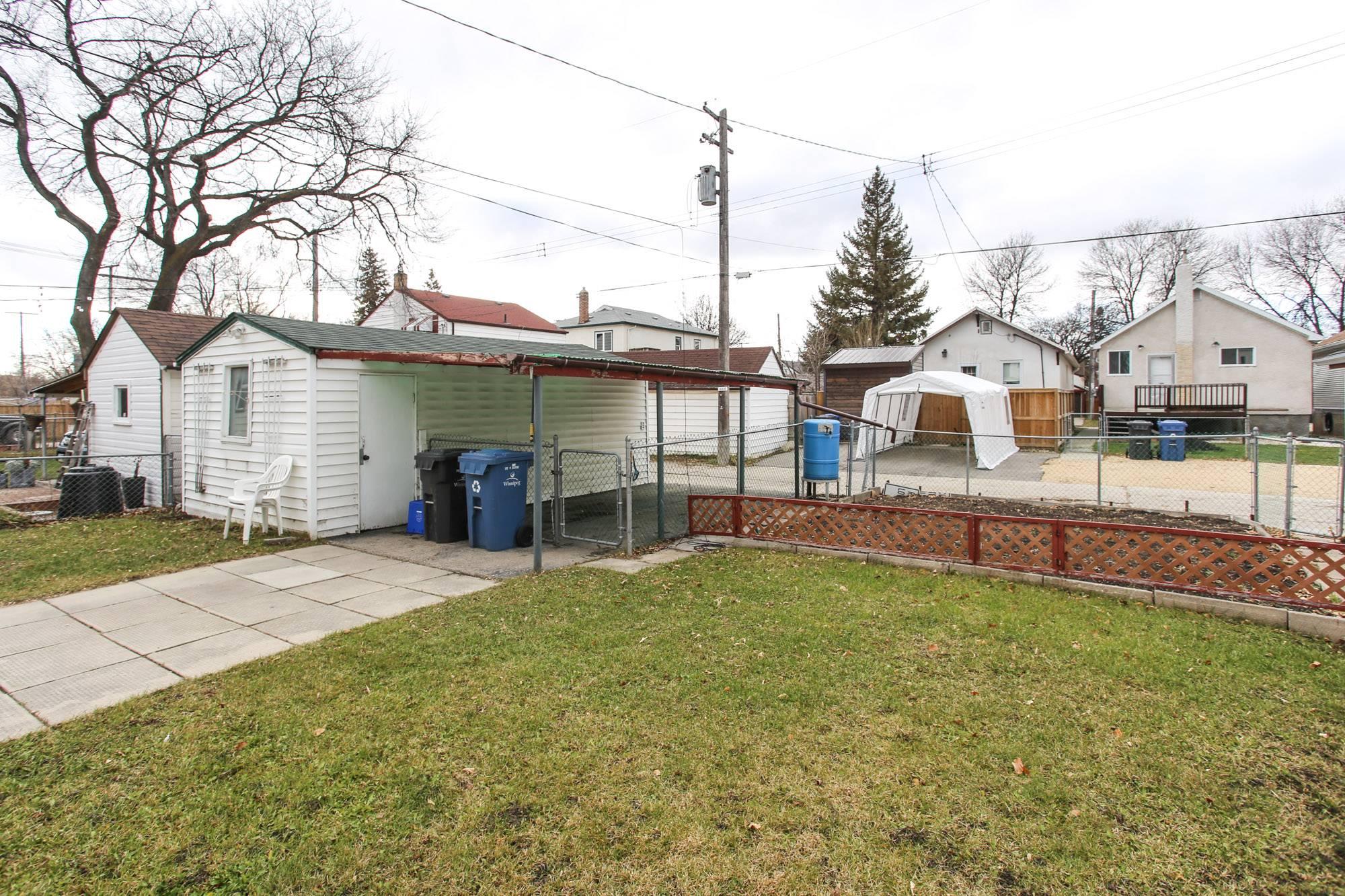 834 Clifton Street, Winnipeg, Manitoba  R3G 2Y1 - Photo 30 - 1829695
