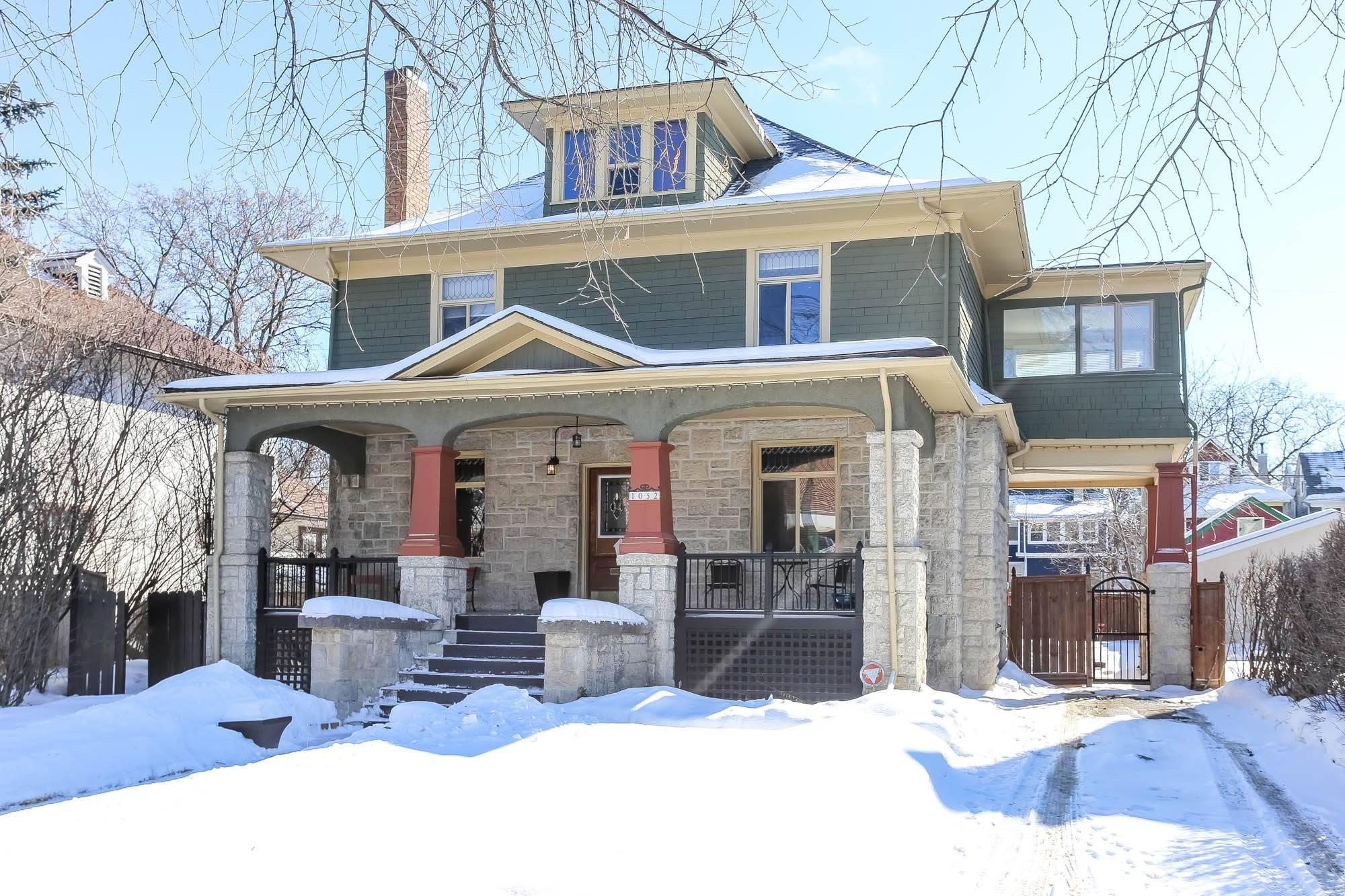 1052 Grosvenor Avenue, Winnipeg, Manitoba  R3M 0N7 - Photo 48 - 202004929