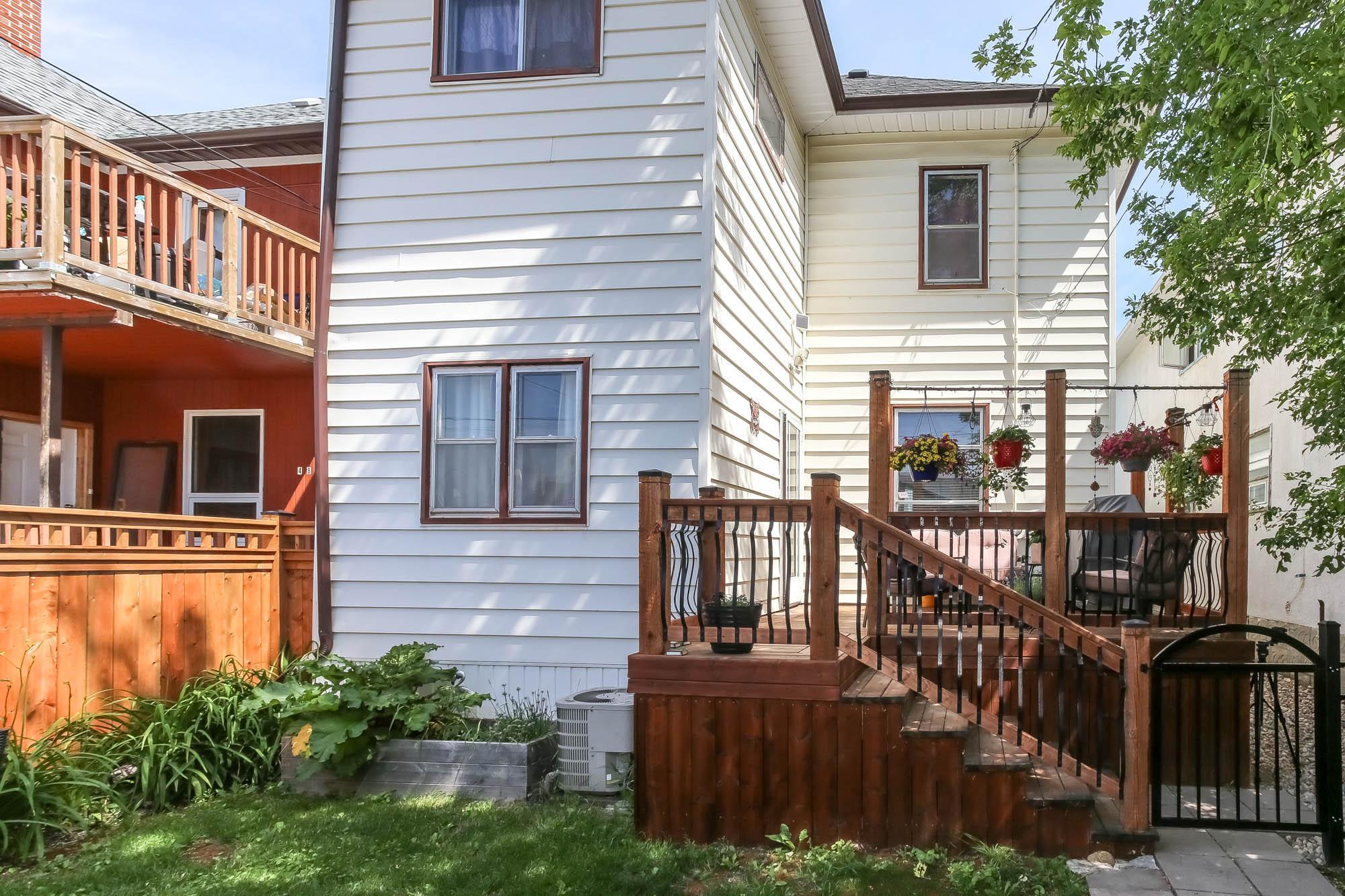 478 Lansdowne Avenue, Winnipeg, Manitoba  R2W 0H4 - Photo 35 - 202014996